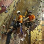 Чем полезно спортивное скалолазание? Скалодром в Киеве
