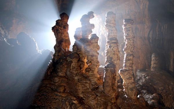 Пещера Солдатская на Караби-яйле в Крыму