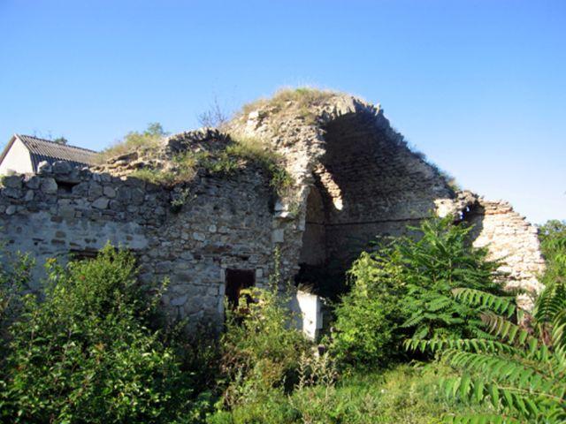 Руины медресе в Старом Крыму