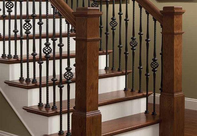 Обустройство лестниц. Как купить балюстраду для лестницы?