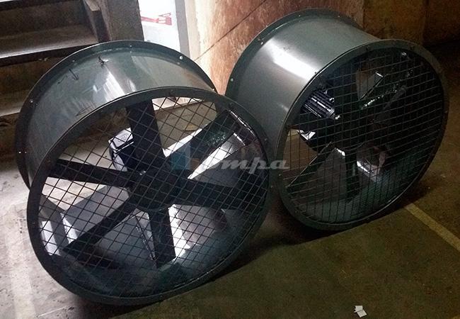 Модернизация промышленного сектора. Специфика использования радиальных вентиляторов