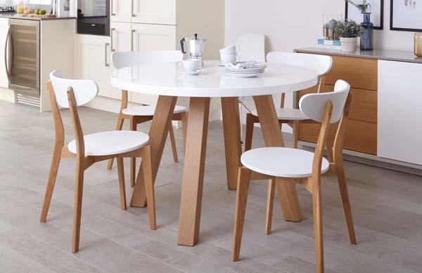 Мебель кухонная. Классические удобные столы для кухни