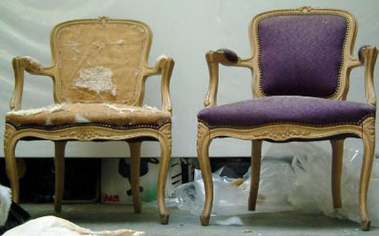 Как обновить внешний вид мебели? Бесплатные образцы тканей