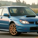Subaru Impreza по маршруту Москва Евпатория
