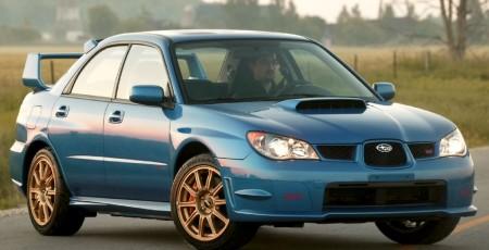 В Крым на Subaru Impreza