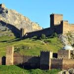 Создание маршрута по Генуэзским крепостям Черного моря