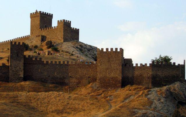 Судак - Генуэзская крепость