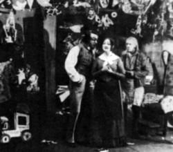 Леопольд Сулержицкий на сцене театра