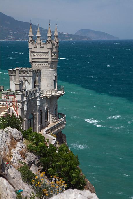 Ласточкино гнездо - Замок любви