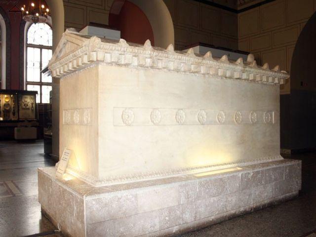 Таманский саркофаг