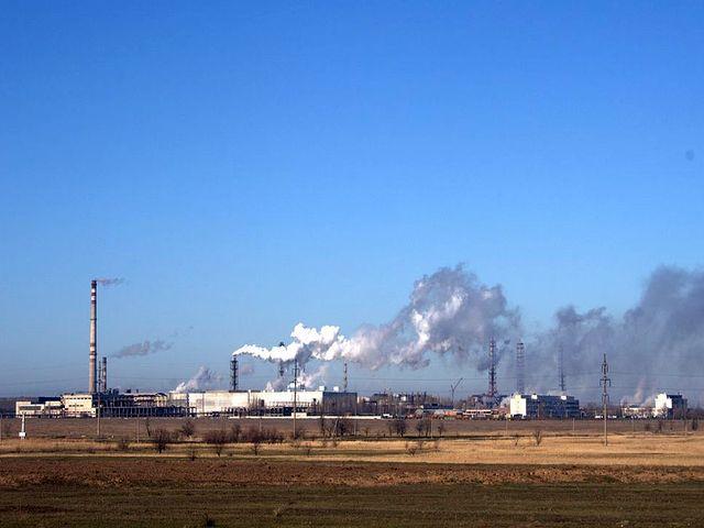 Завод Титан - крупный производитель диоксида титана в Украине