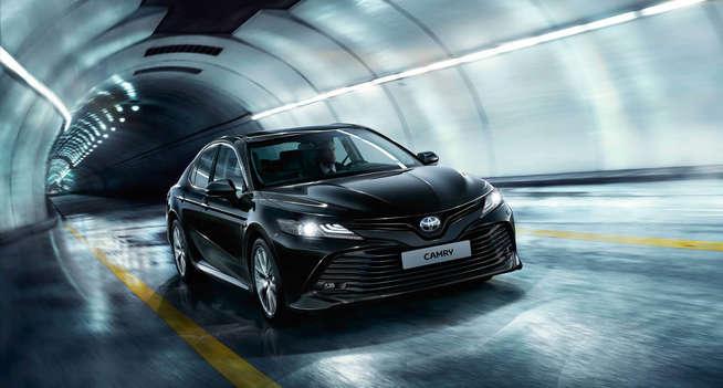 Какой автомобиль выбрать в 2020? Toyota Camry – это настоящий флагман