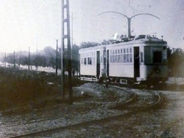 Трамвай в Керчи
