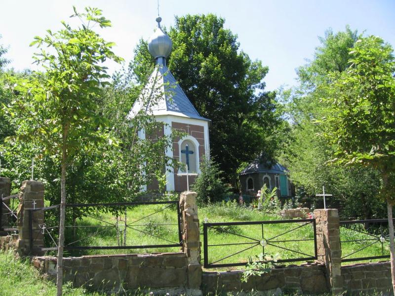 Церковь Старый Крым
