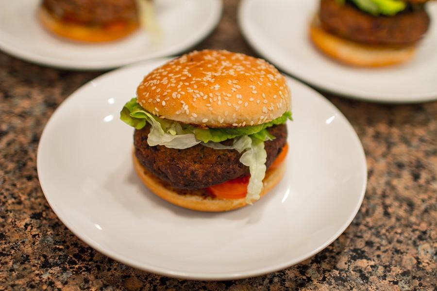 Бургери без м'яса — мрія багатьох вегетаріанців