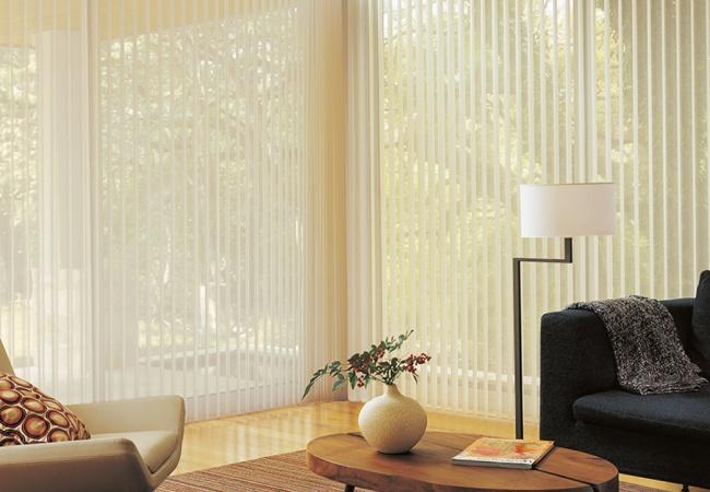 Вертикальные жалюзи — Идеальное дополнение интерьера