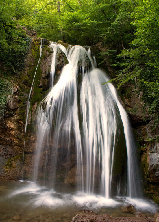 Водопад Джур-Джур - Висящая Вода