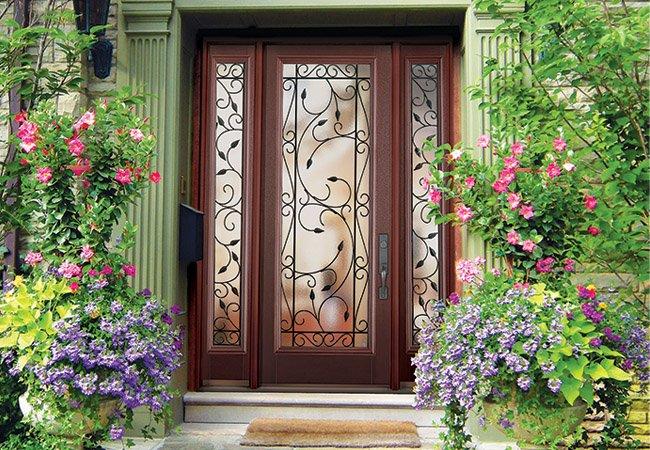 Как защитить дом от злоумышленников, уличного шума и холода? Входные двери в Харькове