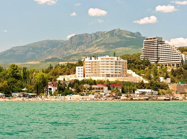 Южный берег Крыма Алушта