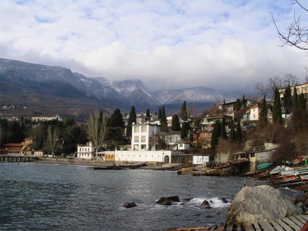 Южный берег Крыма Гурзуф