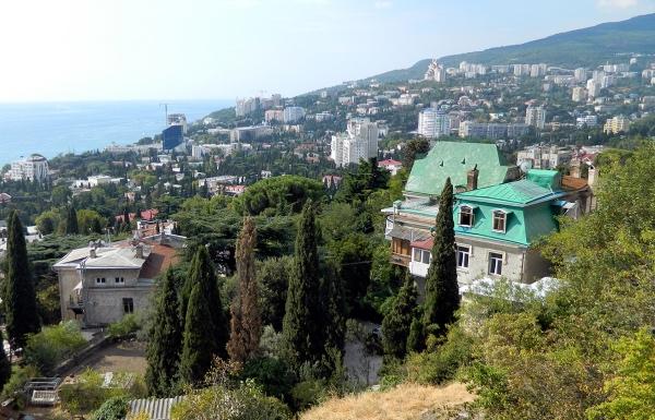 Южный берег Крыма Ялта