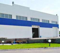 Завод подразделения UBC Cool в Крыму