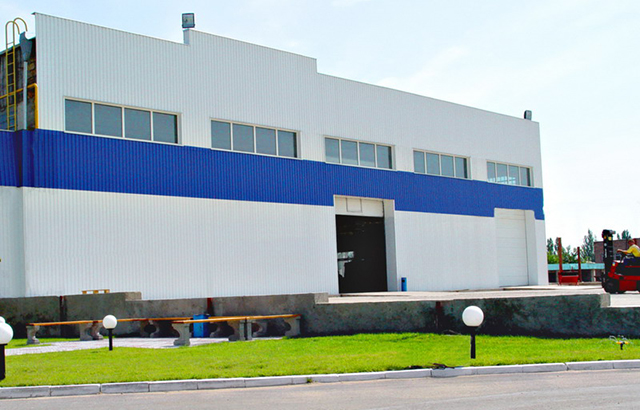 завод подразделения ubc cool
