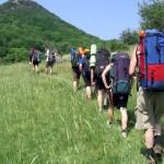 Активный отдых в Крыму — пешеходный туризм, скалолазание и спелеотуризм