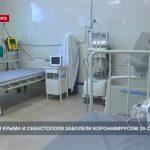 134 случая коронавируса зарегистрированы в Севастополе и Крыму за сутки