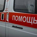 В Крыму водителя иномарки зажало в салоне во время ДТП