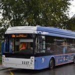 Севастопольские троллейбусы «Тролза» реанимировали