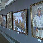 Выставка студии военных художников им. Грекова открылась в Севастополе