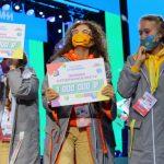 Севастопольская школьница получила миллион рублей в финале «Большой перемены»