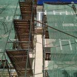 Фасаду здания в центре Севастополя возвращают первоначальный облик