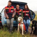Без собаки не было шансов. Как ретривер спас пропавшего пенсионера в Крыму