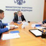 Николай Шульгинов и Михаил Развожаев обсудили развитие энергетики Севастополя