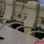 В Крыму прекратили полномочия избранных в Госдуму депутатов парламента РК