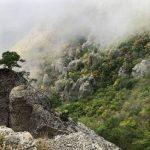 В горах под Алуштой заблудился турист из Смоленска