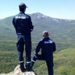 В горах Крыма у туриста началась аллергическая реакция на укус насекомого