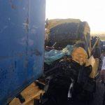 Погибли девять человек. Что известно о ДТП на «Тавриде»