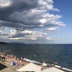 Павленко: пляжи Кореиза открываются для купания