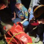 В Крыму помощь спасателей потребовалась человеку, упавшему с обрыва