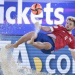 Уроженец Любимовки стал чемпионом мира по пляжному футболу