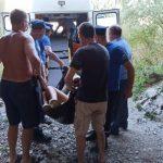 В Крыму в четырехметровую шахту упала женщина с ребенком