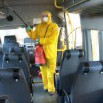Как севастопольские школьные автобусы готовят к началу учебного года