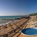 Отели Крыма все включено со своим пляжем
