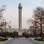 Электрокабели в Парке Победы проложили зигзагом под тротуарами — Горлов