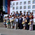 Более 20 имён достойных жителей Балаклавы украсили Доску почёта