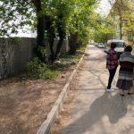 Правительство подаст в суд на севастопольца за установку забора на ул. Макарова