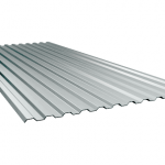 Профилированный стальной лист: особенности, преимущества, применение